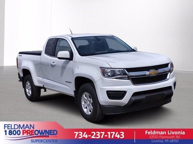 used 2019 Chevrolet Colorado car, priced at $26,376