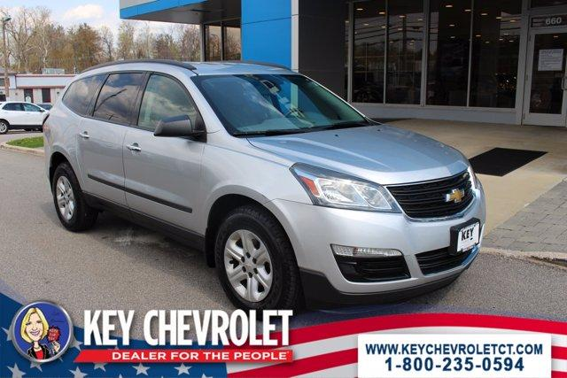 used 2015 Chevrolet Traverse car, priced at $13,794