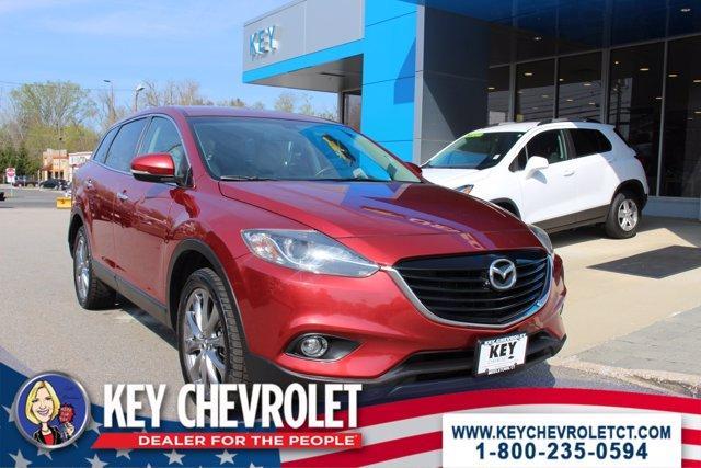 used 2014 Mazda CX-9 car, priced at $15,989