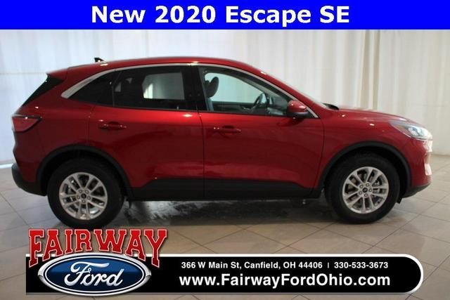 new 2020 Ford Escape car, priced at $27,745