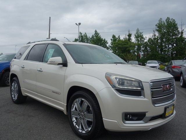used 2014 GMC Acadia car, priced at $22,800