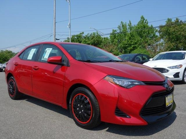 used 2017 Toyota Corolla car, priced at $16,800