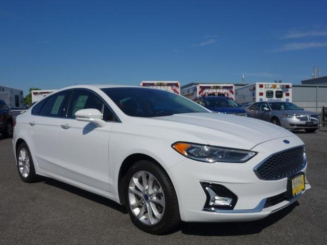 used 2019 Ford Fusion Energi car, priced at $23,800