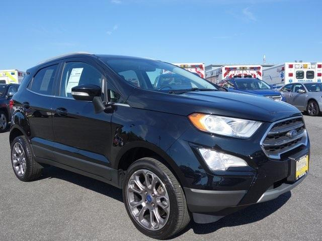 used 2018 Ford EcoSport car, priced at $21,200