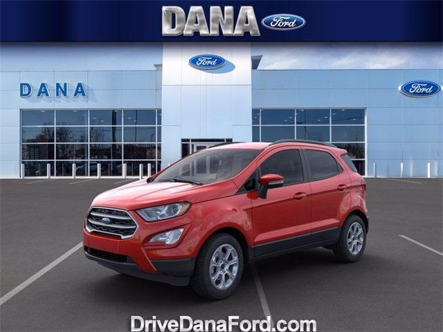 new 2020 Ford EcoSport car, priced at $22,790