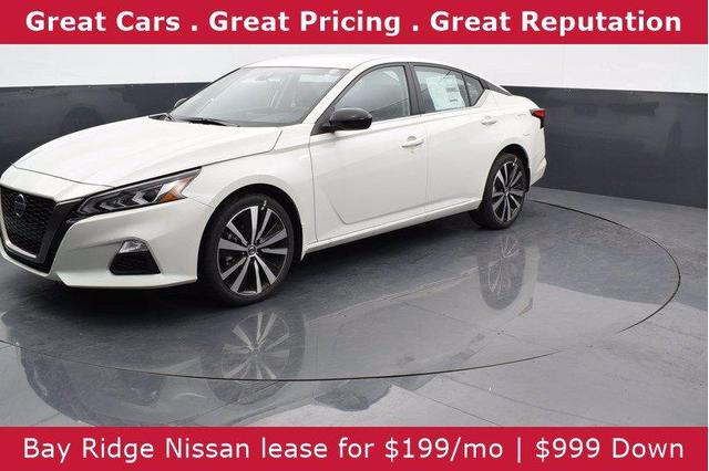new 2021 Nissan Altima car, priced at $28,251