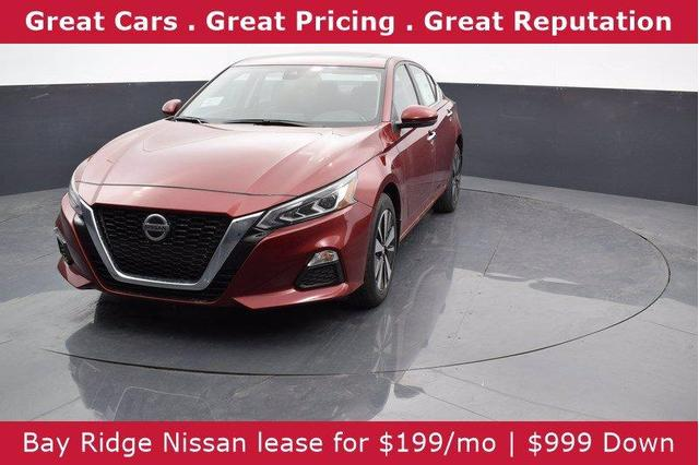new 2021 Nissan Altima car, priced at $29,104