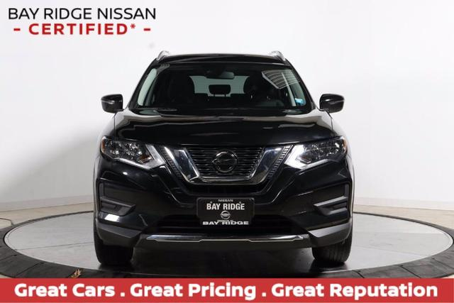 used 2018 Nissan Rogue car, priced at $19,490