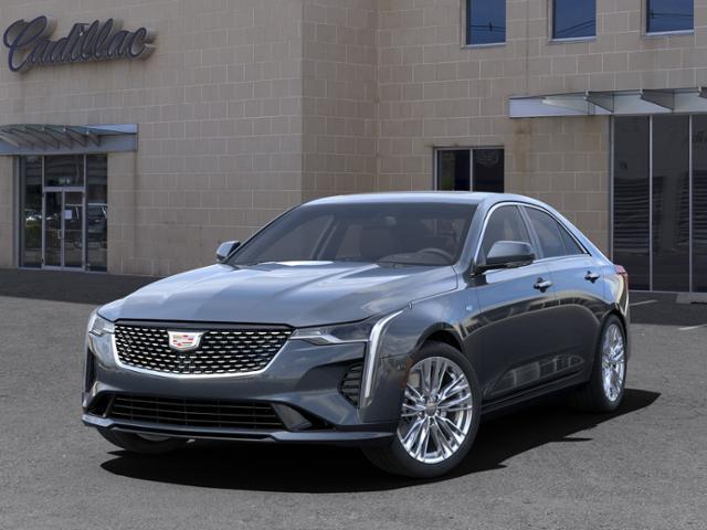 new 2021 Cadillac CT4 car, priced at $44,170