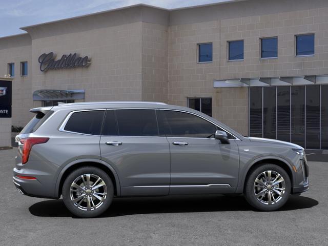 new 2021 Cadillac XT6 car, priced at $56,465