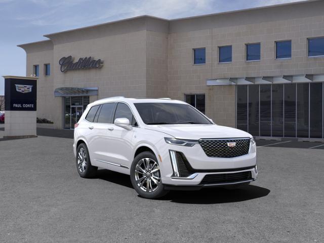 new 2021 Cadillac XT6 car, priced at $56,940