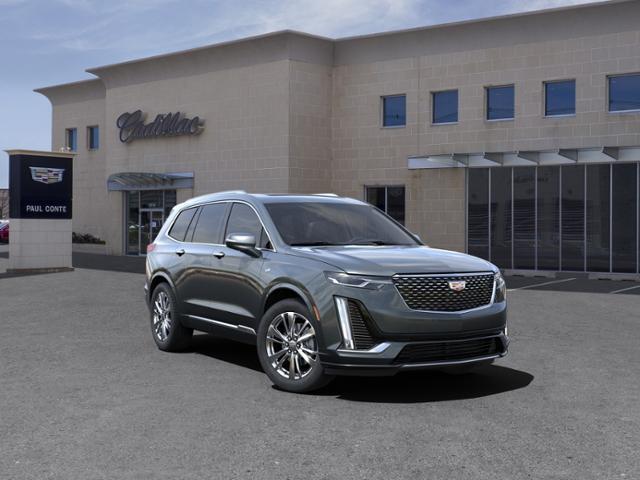 new 2021 Cadillac XT6 car, priced at $55,075