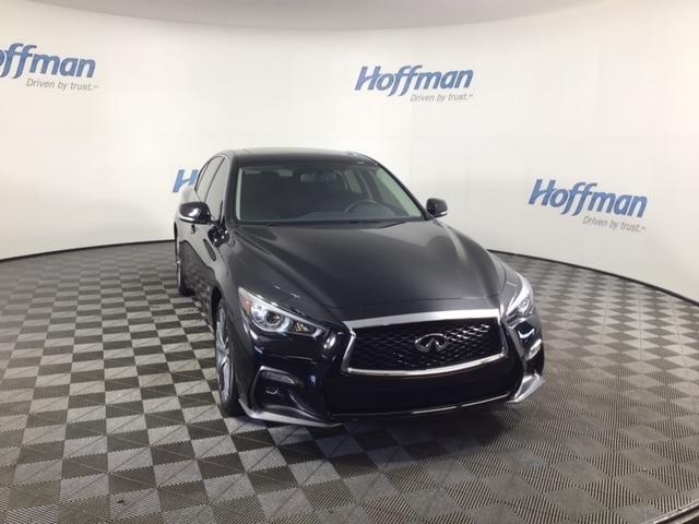 used 2018 INFINITI Q50 car, priced at $35,399