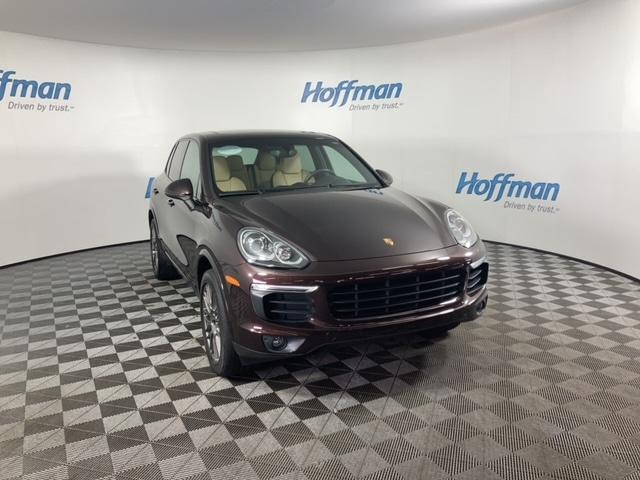 used 2017 Porsche Cayenne car, priced at $55,599