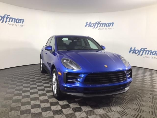 used 2020 Porsche Macan car, priced at $56,068