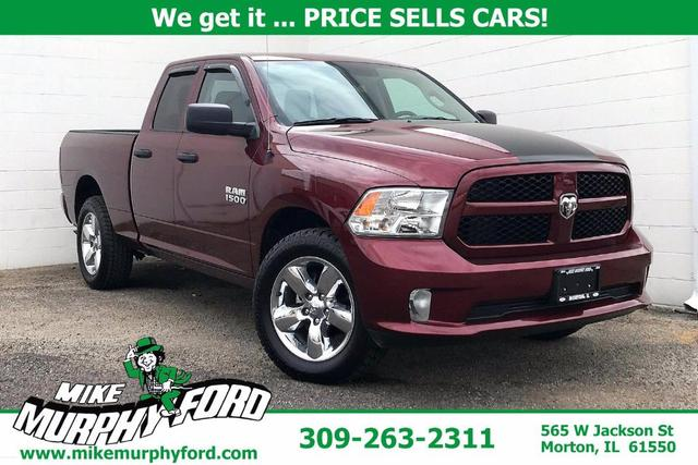 used 2018 Ram 1500 car, priced at $30,494