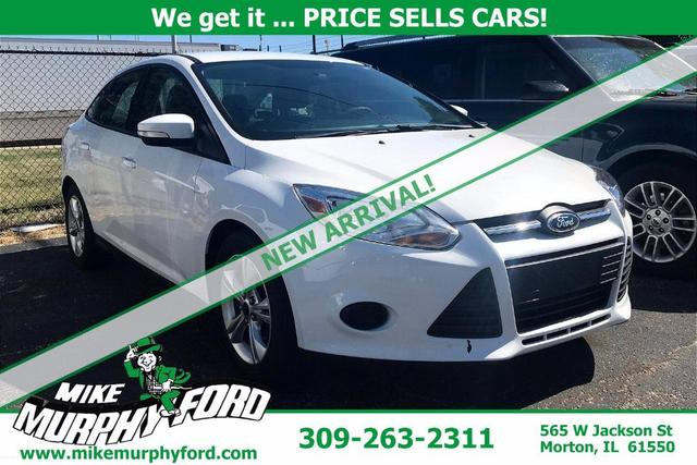 used 2014 Ford Focus car, priced at $6,991