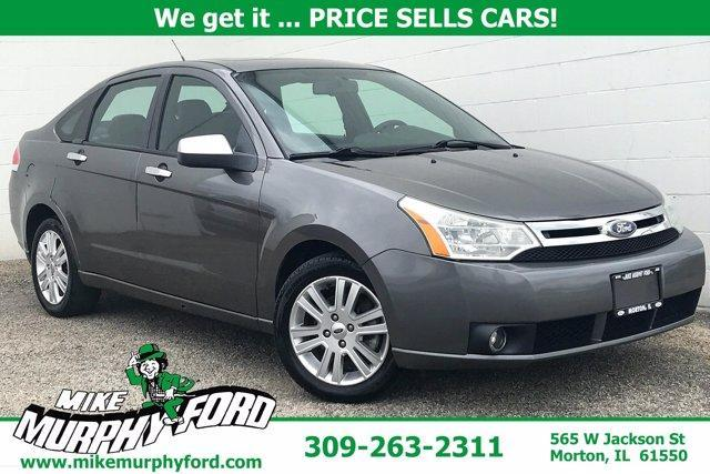 used 2010 Ford Focus car, priced at $6,491