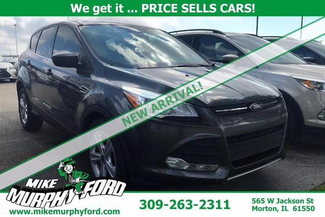 used 2015 Ford Escape car