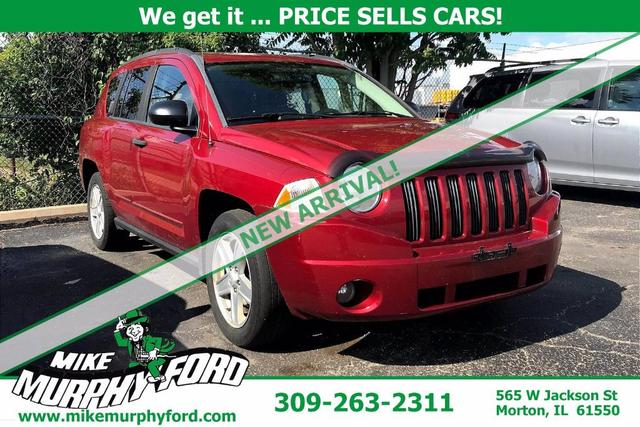 used 2008 Jeep Compass car, priced at $5,990