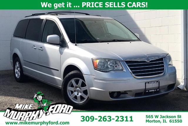 used 2010 Chrysler Town & Country car, priced at $7,490
