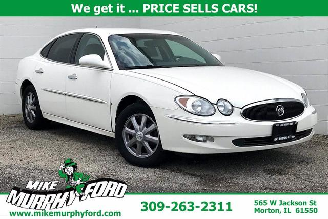 used 2007 Buick LaCrosse car, priced at $6,990