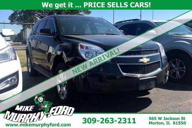 used 2012 Chevrolet Equinox car, priced at $8,490