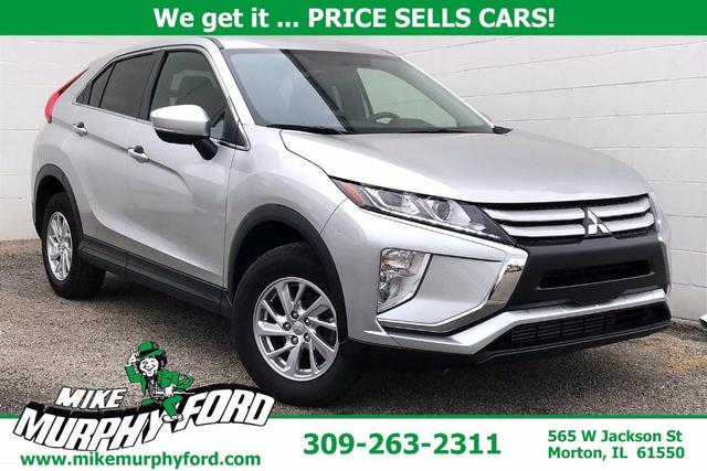 used 2018 Mitsubishi Eclipse Cross car, priced at $17,494