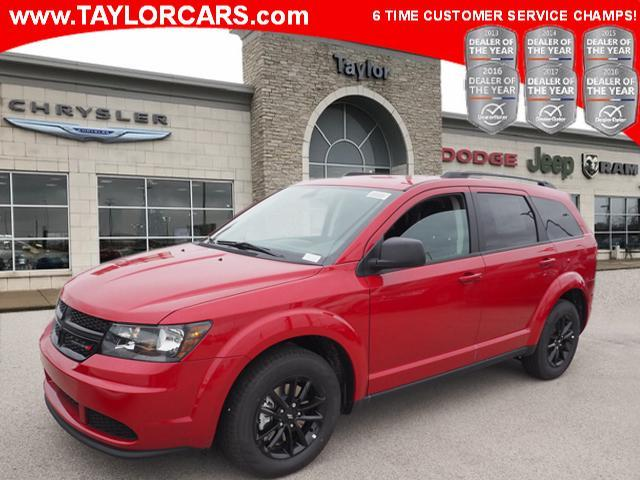 new 2020 Dodge Journey car, priced at $26,015