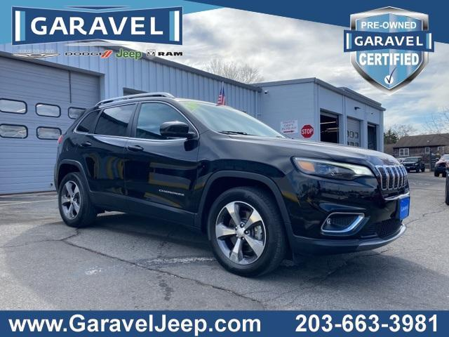 used 2019 Jeep Cherokee car, priced at $25,000