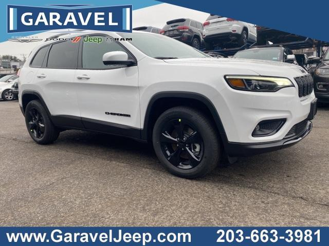 new 2021 Jeep Cherokee car, priced at $32,815