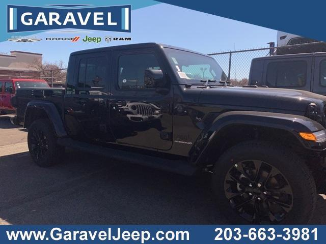 new 2021 Jeep Gladiator car, priced at $54,915
