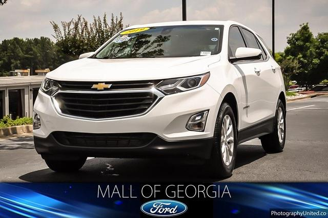 used 2019 Chevrolet Equinox car, priced at $26,864