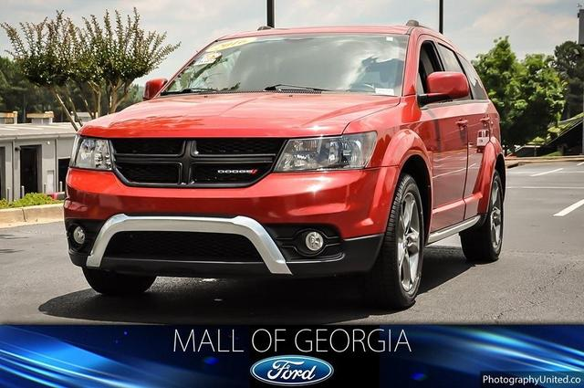 used 2016 Dodge Journey car, priced at $16,303