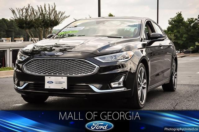 used 2020 Ford Fusion car, priced at $26,467