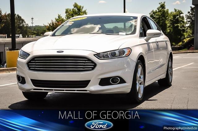 used 2016 Ford Fusion car, priced at $15,568