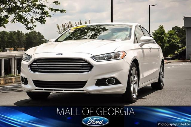 used 2014 Ford Fusion car, priced at $15,966