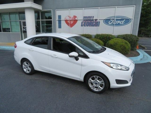used 2016 Ford Fiesta car, priced at $13,401
