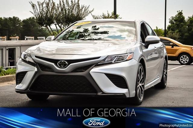 used 2020 Toyota Camry car, priced at $26,971