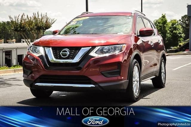 used 2018 Nissan Rogue Hybrid car, priced at $20,459