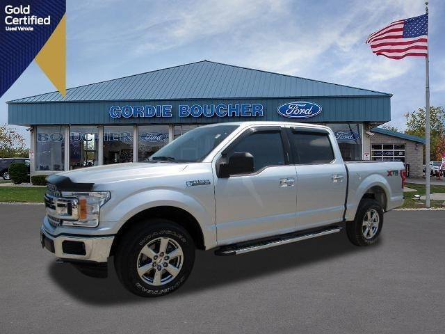 used 2018 Ford F-150 car, priced at $42,776
