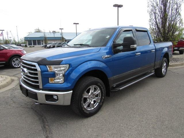 used 2016 Ford F-150 car, priced at $39,244