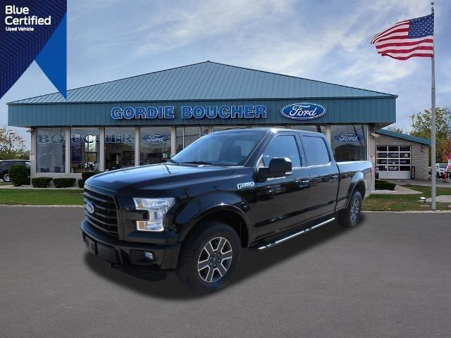 used 2016 Ford F-150 car, priced at $33,640