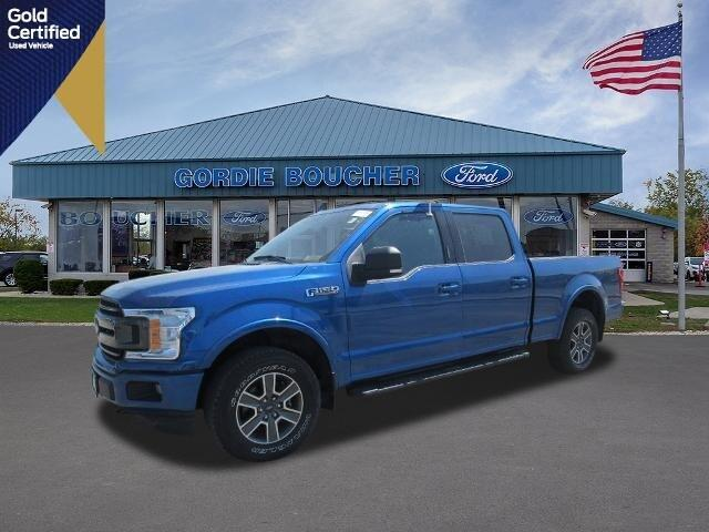 used 2018 Ford F-150 car, priced at $44,231