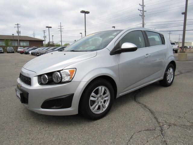 used 2013 Chevrolet Sonic car, priced at $8,395