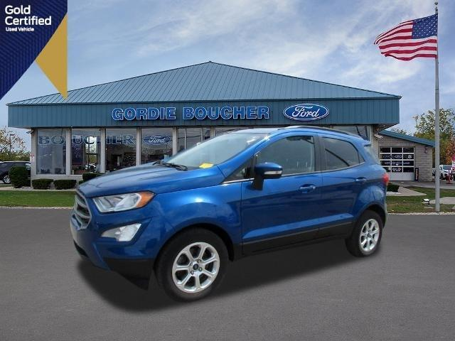 used 2018 Ford EcoSport car, priced at $17,824
