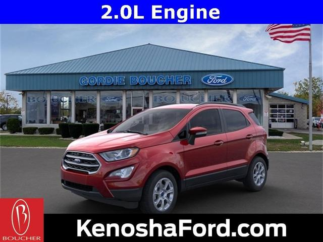 new 2020 Ford EcoSport car, priced at $27,030
