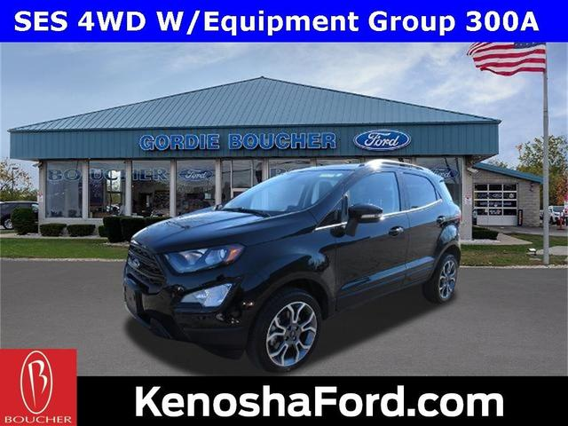 new 2020 Ford EcoSport car, priced at $21,500