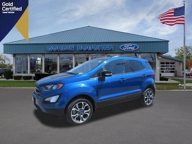 used 2020 Ford EcoSport car, priced at $21,511