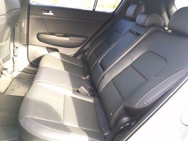 new 2021 Kia Sportage car, priced at $29,280